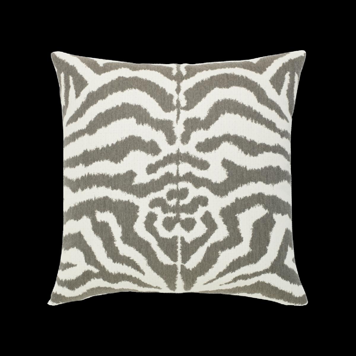 Back of Zebra Grey