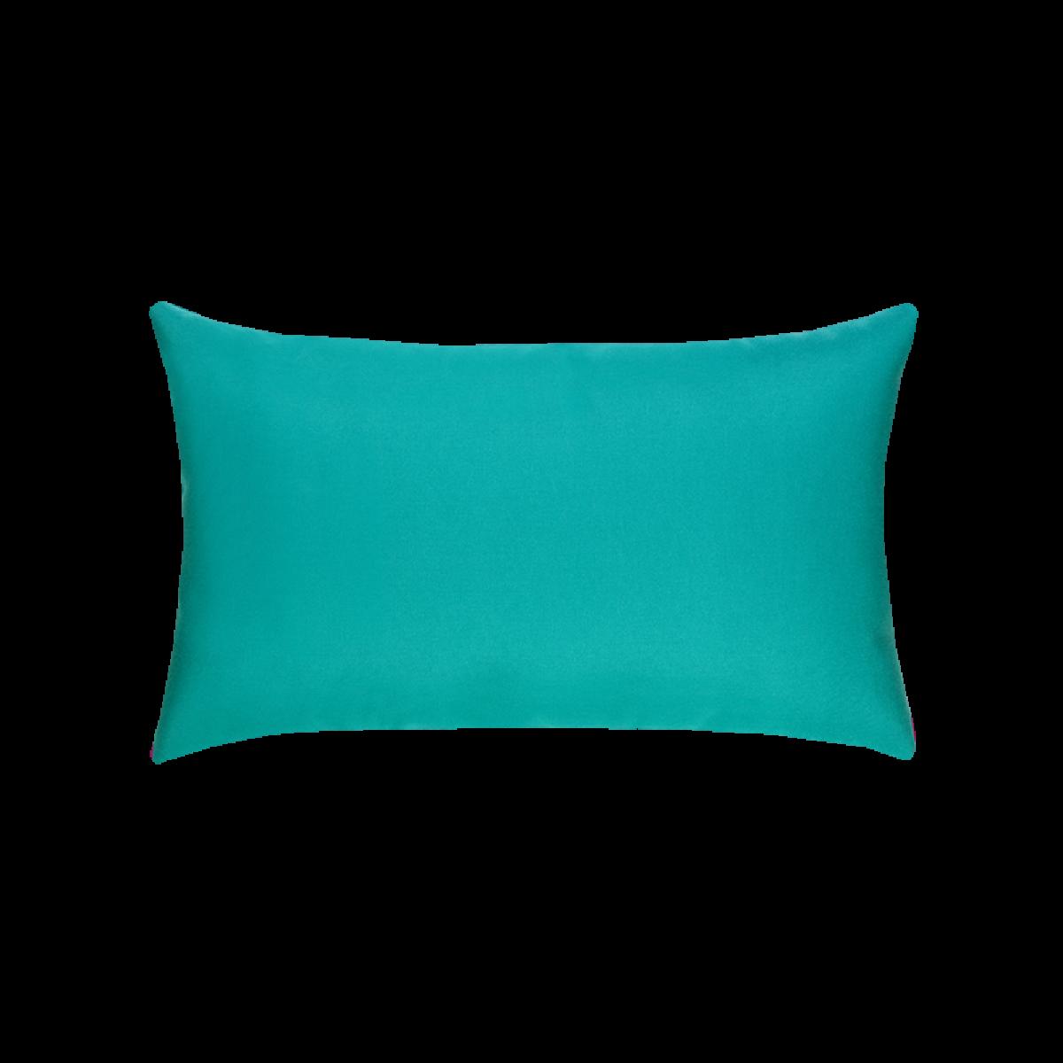 Canvas Aruba Essentials Lumbar Pillow