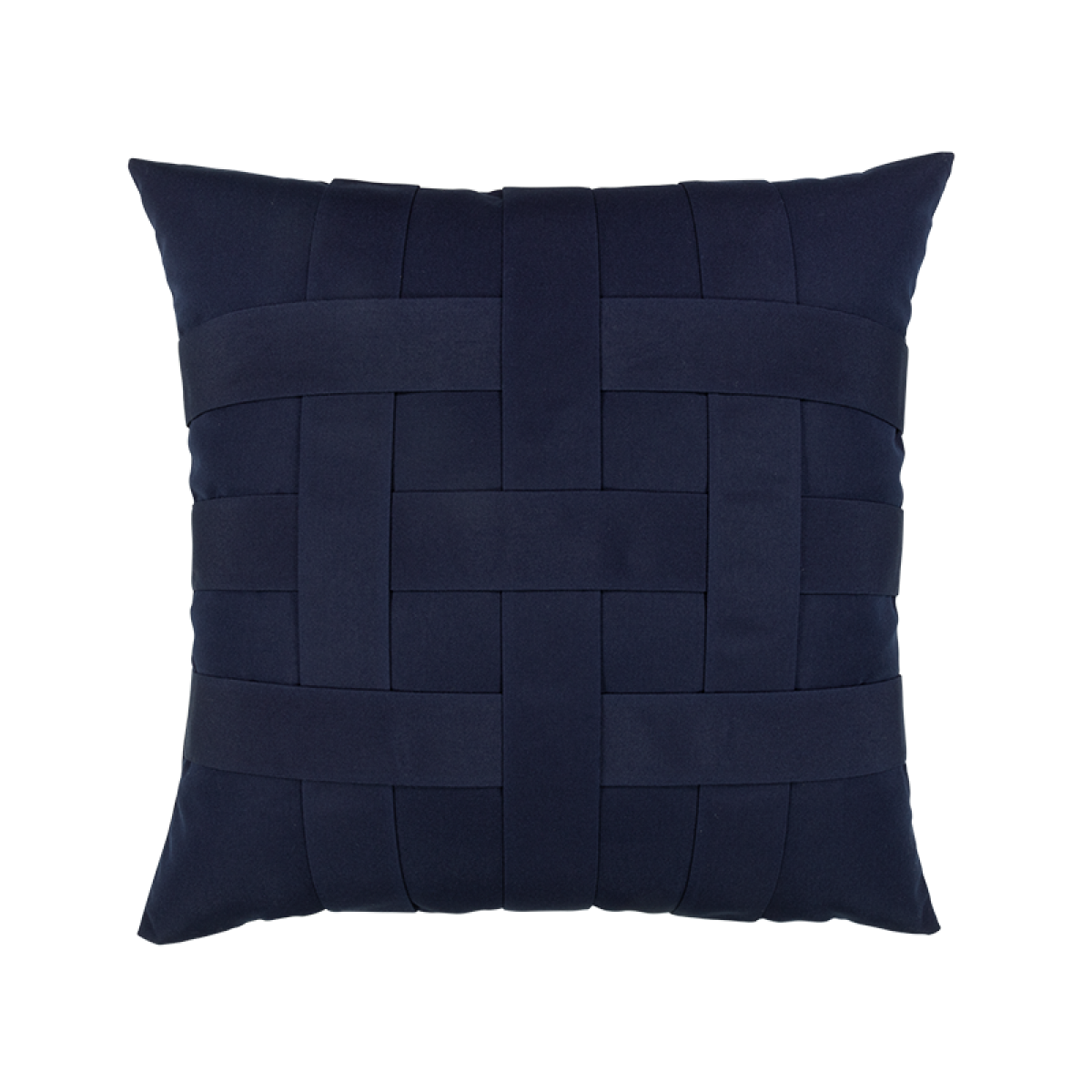 Navy Basketweave