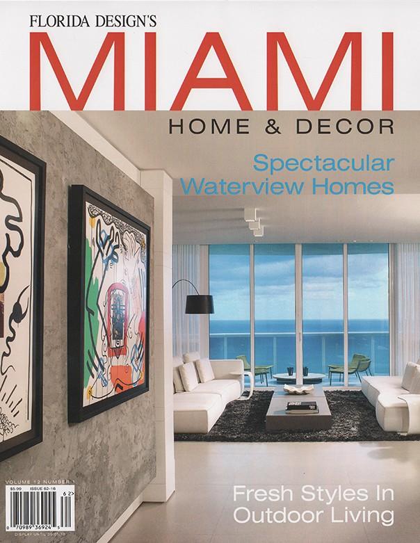 Miami Home & Decor, June 2016