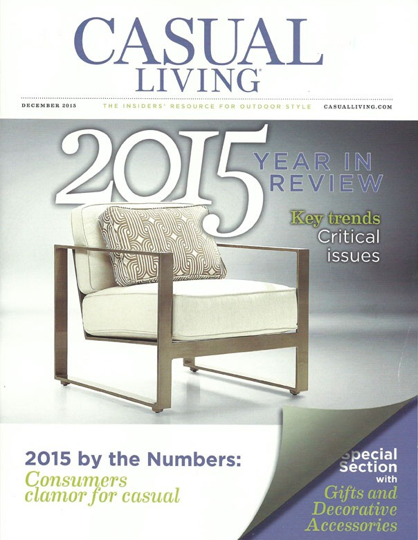 Casual Living, December 2015