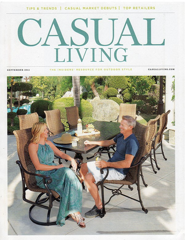 Casual Living, September 2014