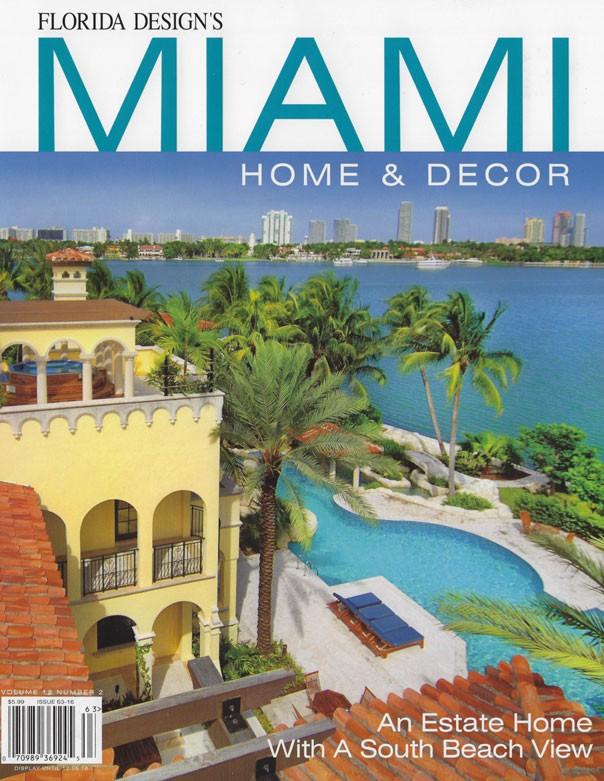 Miami Home & Decor, September 2016