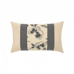 Grigio Floral Lumbar - This item will ship by 7/18