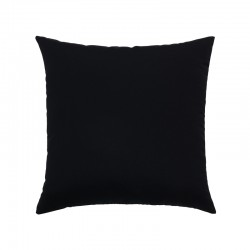 "Canvas Black Essentials 20"" Pillow"