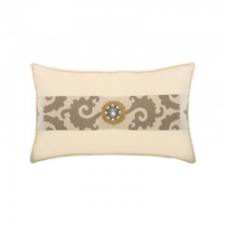Jeweled Sedona Ivory Lumbar