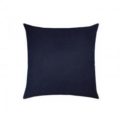 "Canvas Navy Essentials 17"" Pillow"
