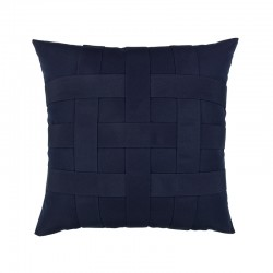 Basketweave Navy