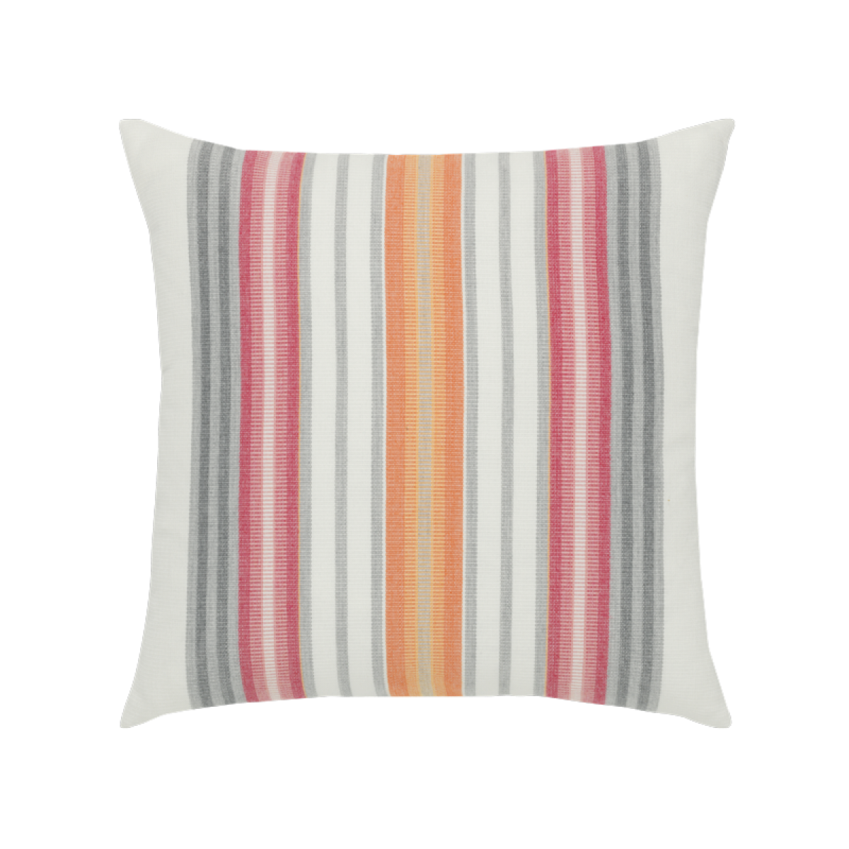Back of Sherbet Stripe