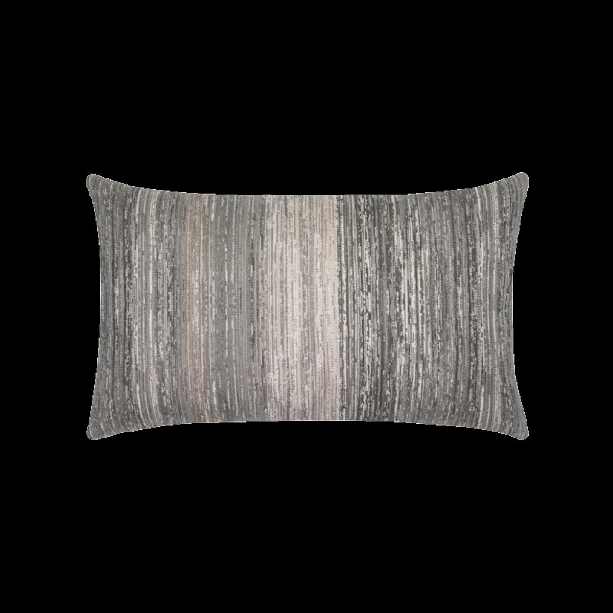 Back of Textured Grigio Lumbar