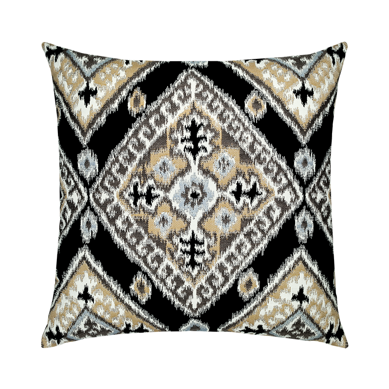 Ikat Diamond Onyx