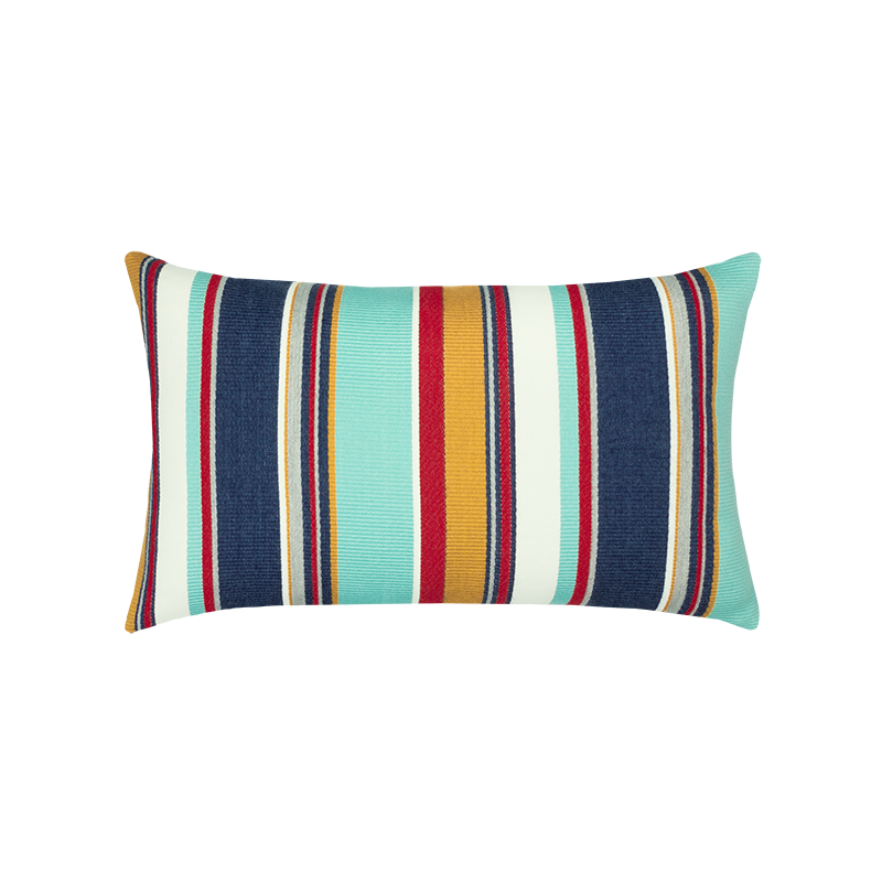 Sicily Stripe Lumbar - This item will ship by 6/4