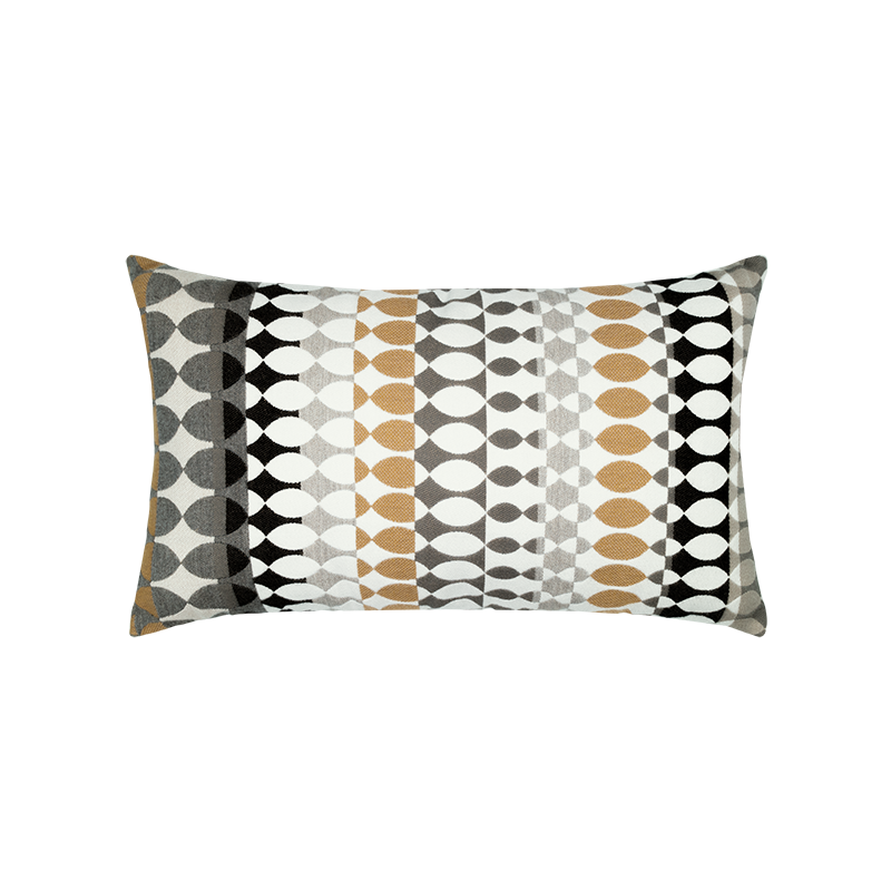 Modern Oval Dune Lumbar - This item will ship by 6/18