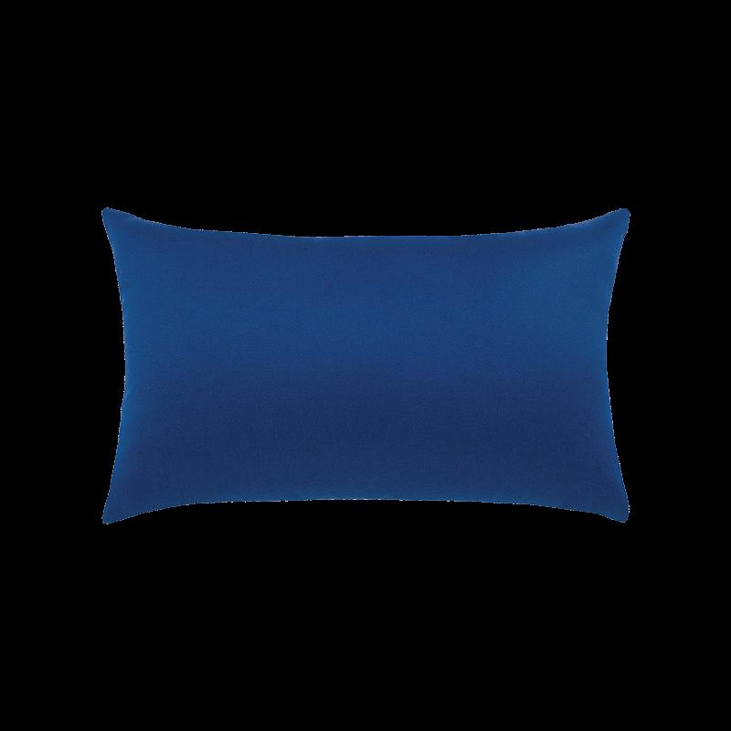 Cobalt Essentials Lumbar Pillow