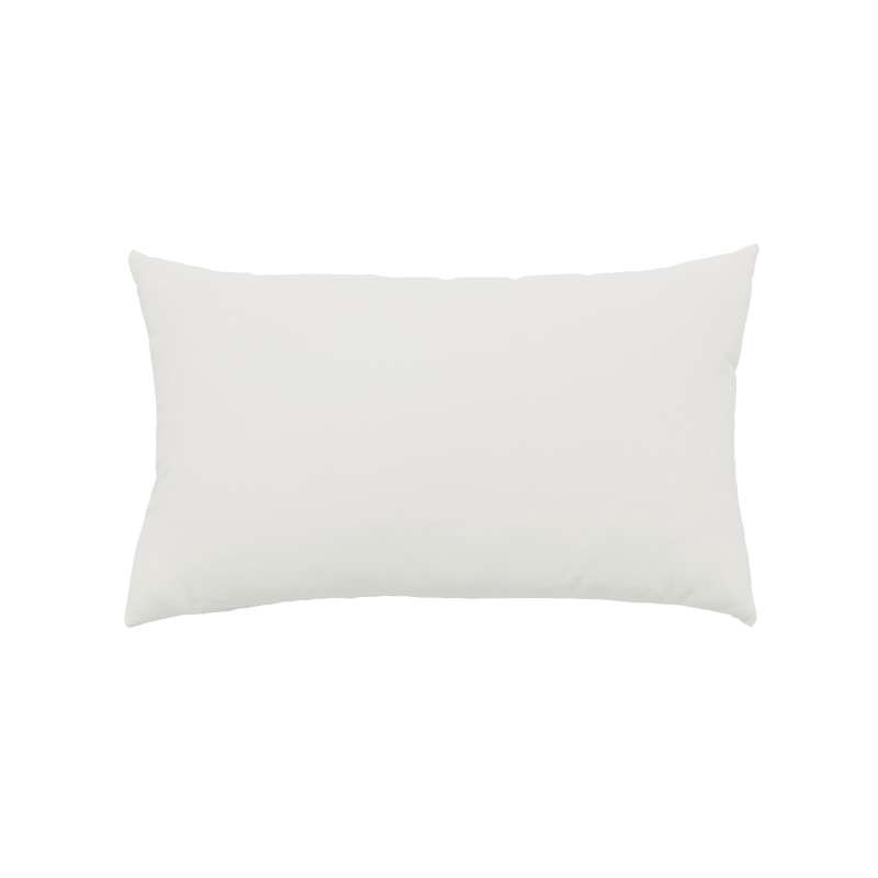 Canvas Natural Essentials Lumbar Pillow