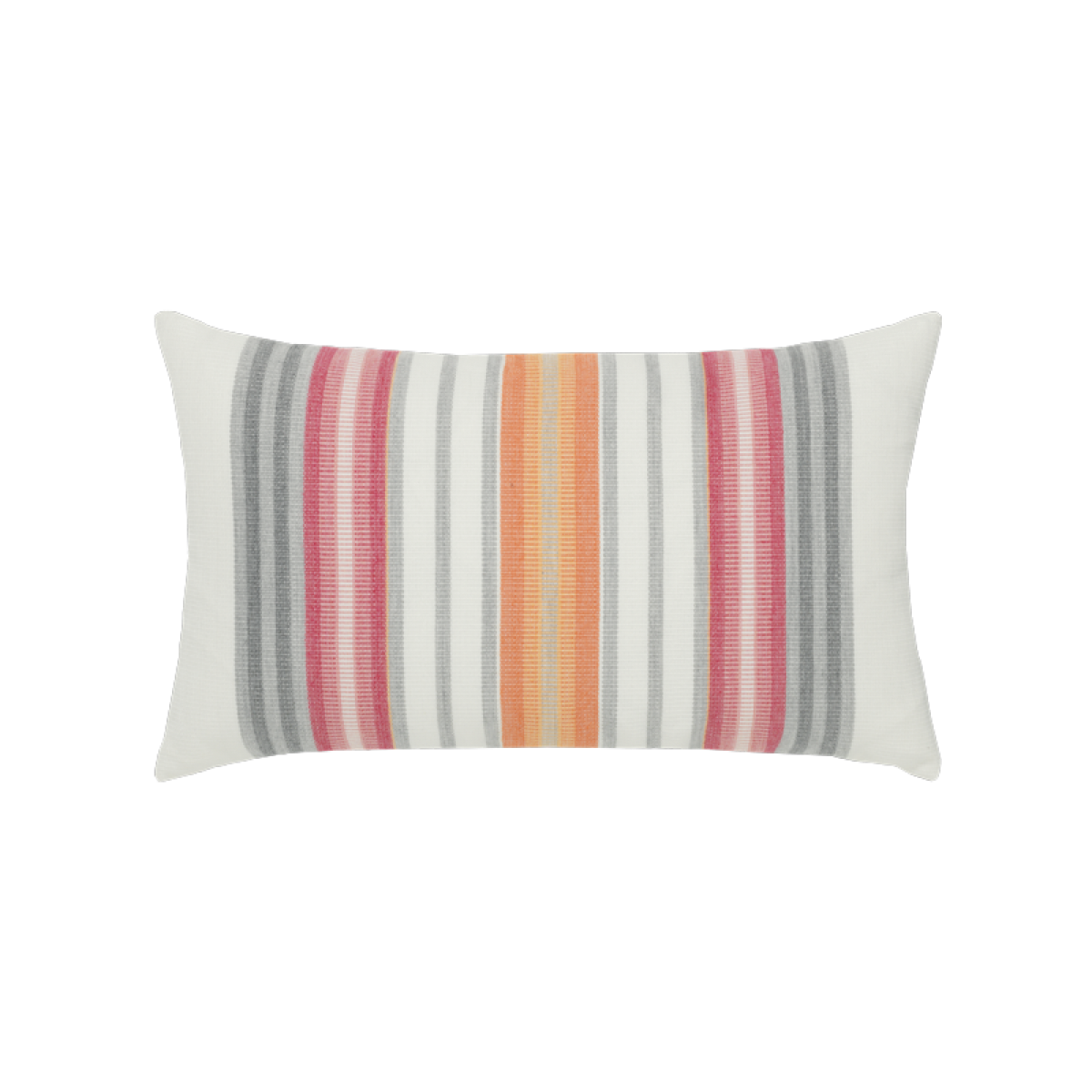 Sherbet Stripe Lumbar - This item will ship by 12/15