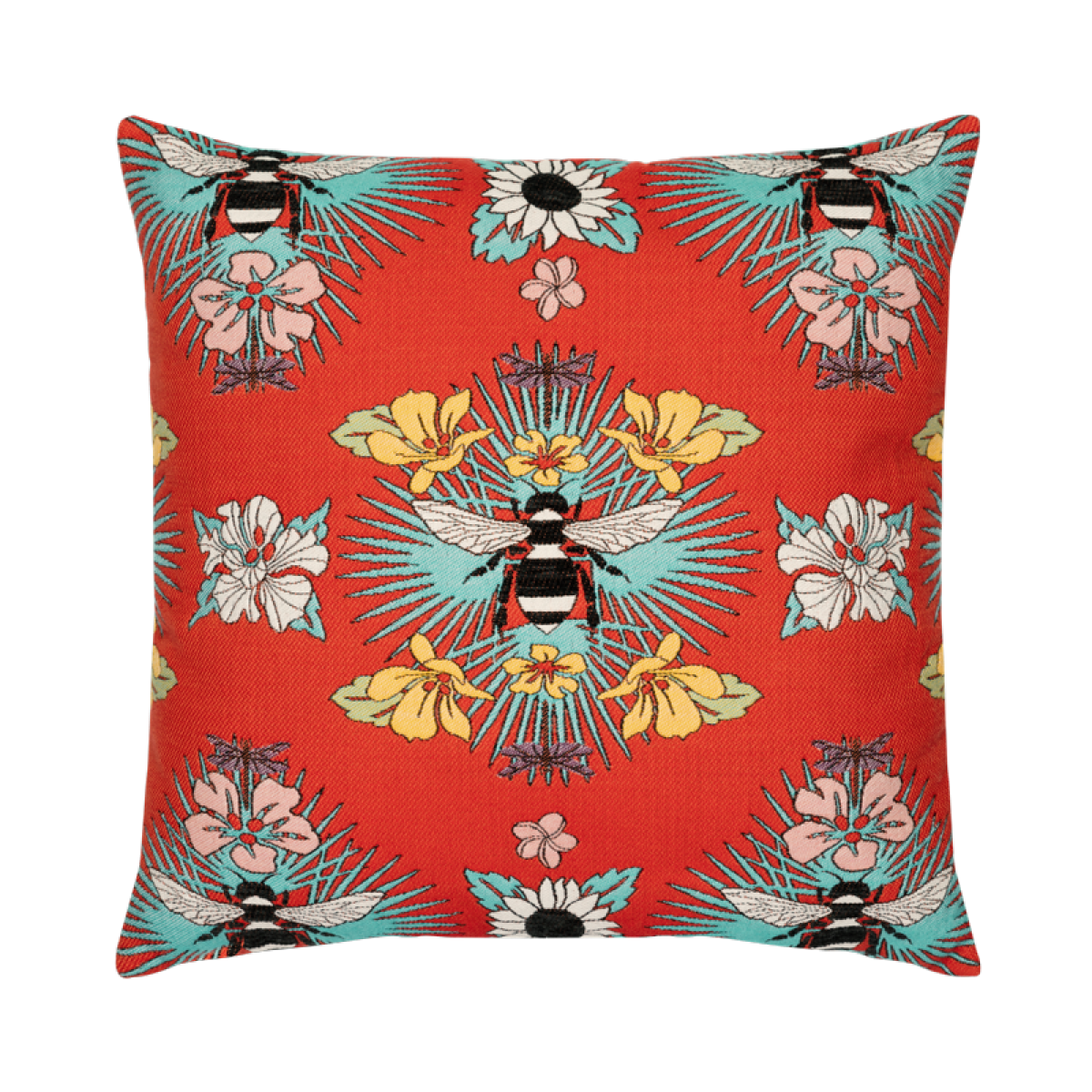 Tropical Bee Red - This item will ship 2/19