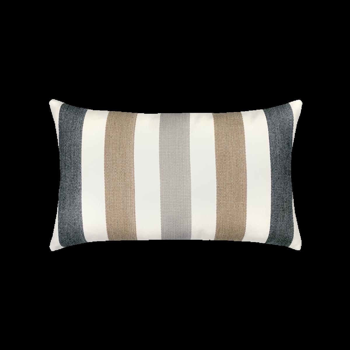 Dune Stripe Lumbar - This item will ship by 5/28