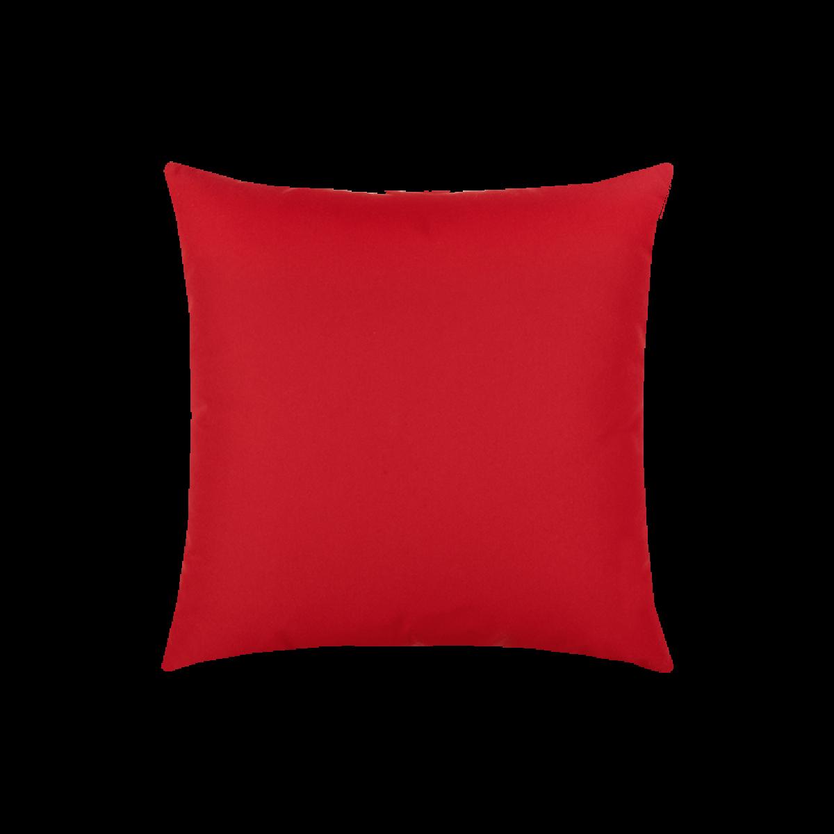 Canvas Logo Red Essentials 17