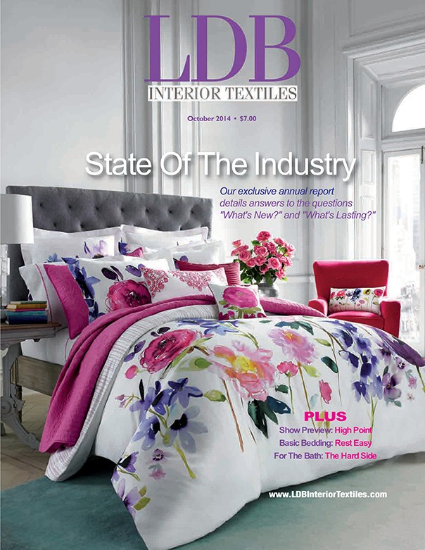 LDB Interior Textiles, October 2014