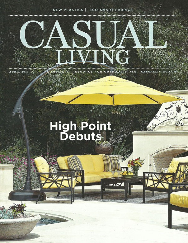 Casual Living, April 2015
