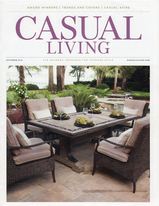 Casual Living, October 2014