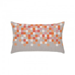 Sherbet Check Lumbar - This item will ship by 6/28