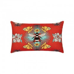 Tropical Bee Red Lumbar