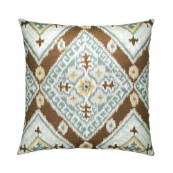 Ikat Diamond Caramel - This item will ship 2/26