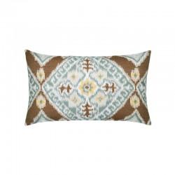 Ikat Diamond Caramel Lumbar - This item will ship 2/26