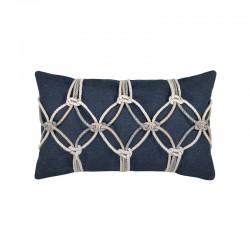 Indigo Rope Lumbar - This item will ship by 5/14