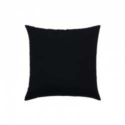 "Canvas Black Essentials 17"" Pillow"