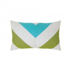 Poolside Chevron Lumbar - SALE 30% off - Limited Quantities Available